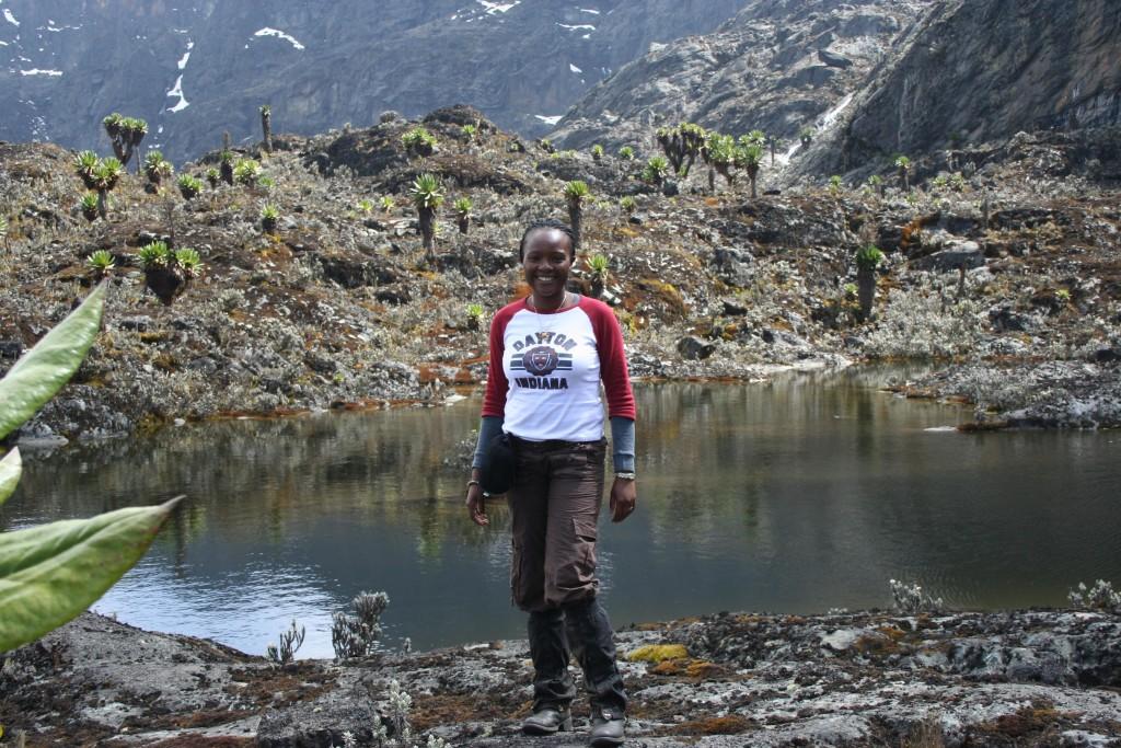 Musonda in Rwenzori @ 4000 m