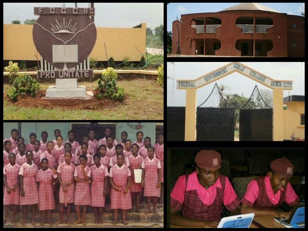 Sounds and Sites of Federal government girl's College Benin City