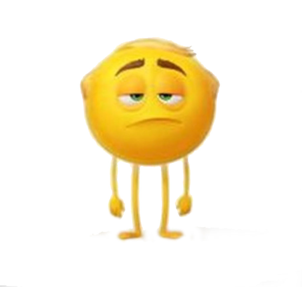 Can you relate with this meh emoji